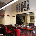Barber working station Κουρείον 123