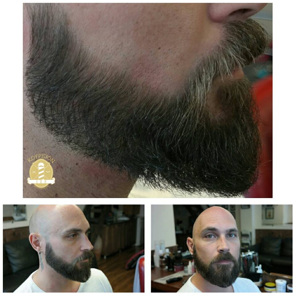 beard shape