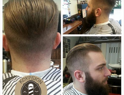 SlickBack and Beard