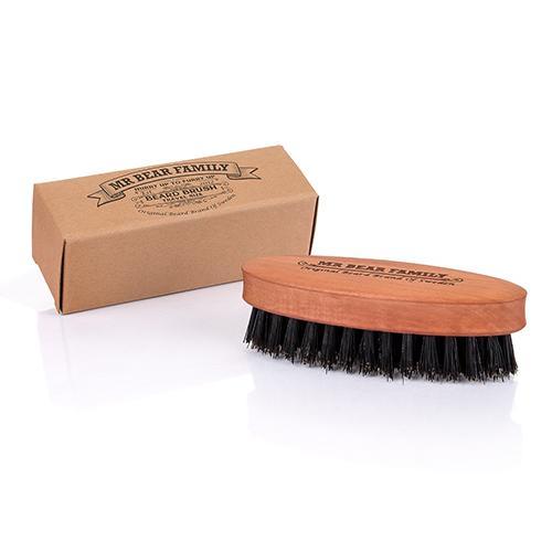 Mr Bear Family Beard Brush - βούρτσα για γένια