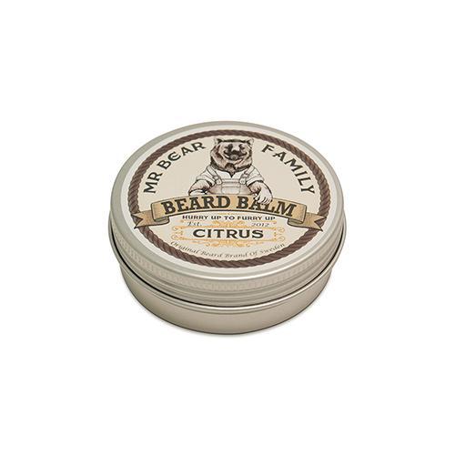 Beard Balm citrus απο την Mr Bear Family που μαλλακώνει και δίνει σχήμα στα γένεια