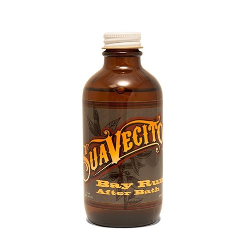 after shave suavecito bay rum με αρωμα ρουμι