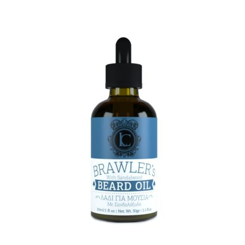 Brawler sandalwood Beard oil