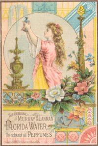 Murray & Lanman Advertising Trade Card, c. 1881