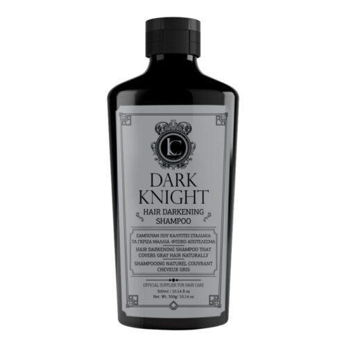 lavish dark knight χρωμοσαμπουάν μαυρο