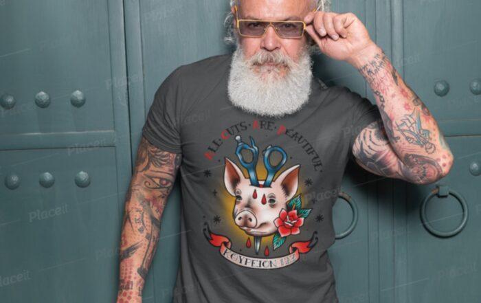 acab koureion123 t-shirt